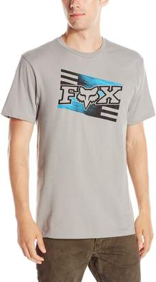 Fox Men's Smashed Up Short Sleeve T-Shirt, Grey