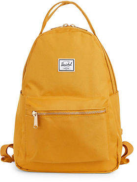 Herschel Logo Patch Backpack