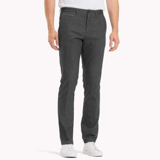 Tommy Hilfiger Straight Fit Grey Chino