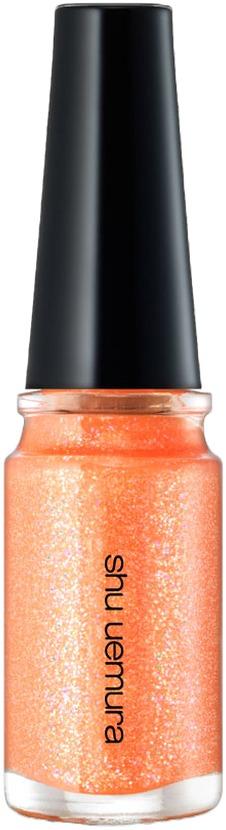 shu uemura Nail Color Orange Sapphire