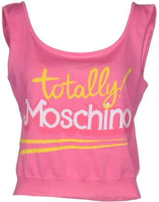 Moschino Tank tops - Item 12049543