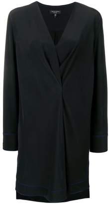 Rag & Bone drape shirt dress