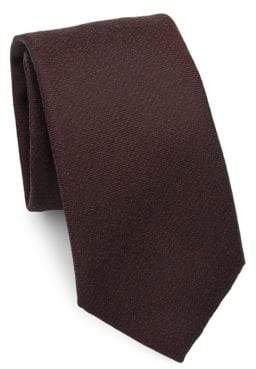 Saks Fifth Avenue COLLECTION Heathered Tie