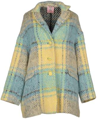 Rose' A Pois Coats - Item 41812502JI