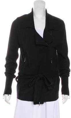 Thomas Wylde Embellished Cashmere Jacket