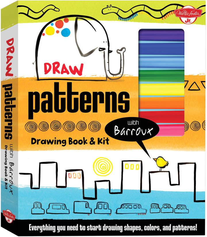 Quarto Publishing Draw Patterns with Barroux Drawing Book & Kit