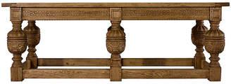Ralph Lauren Home English Refectory Table - Waxed Oak