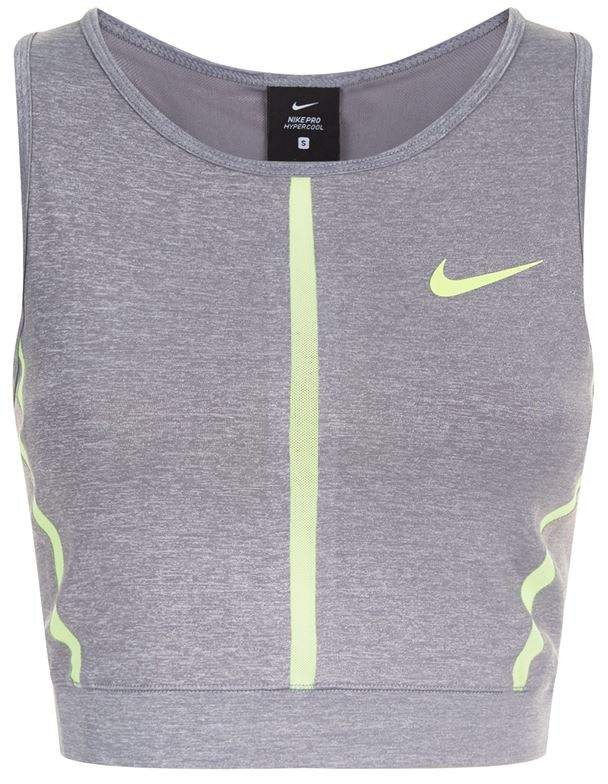 HyperCool Cropped Training Tank