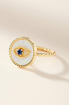 Anthropologie Icon Cocktail Ring