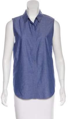 Jenni Kayne Sleeveless Button-Up Top