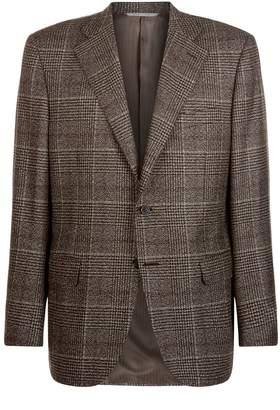 Canali Cashmere Tweed Blazer