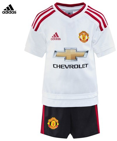 Manchester United Official 2015/16 Away Mini Kit