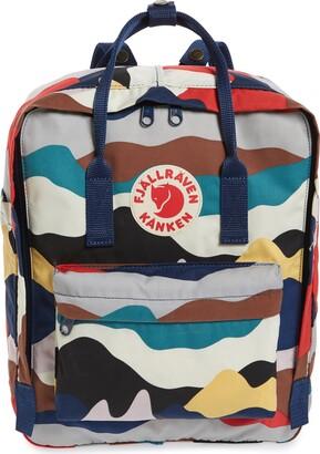 Fjallraven Kanken Art Water Resistant Backpack