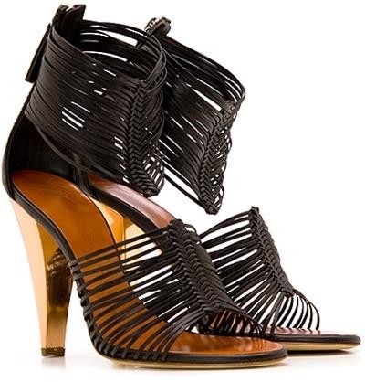 Giuseppe Zanotti Shoes Multi Strap Sandal