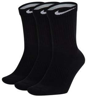 Next Mens Nike Mens Lightweight Crew Socks Three Pack