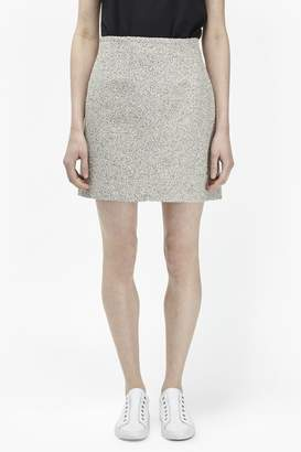 French Connection Arctic Patent Skirt