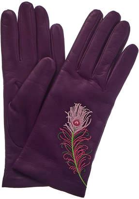 Portolano Cashmere-Lined Leather Glove