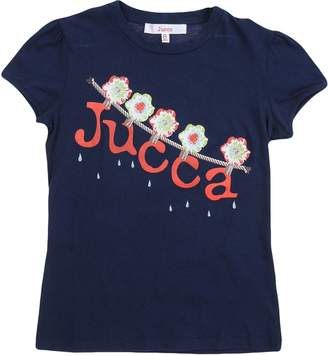 Jucca T-shirts - Item 37997957LN