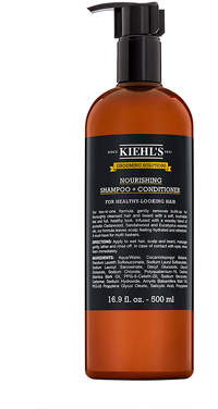 Kiehl's Grooming Solutions Nourishing Shampoo + Conditioner 500ml