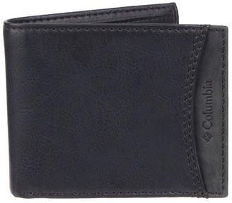 Columbia Mens Slim Fold Wallet