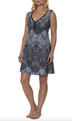 Gerry Fully Lined Dress with Built In Bra for Women (XL, )