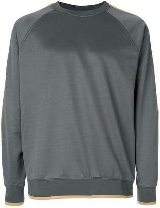 Stussy logo long-sleeve sweatshirt