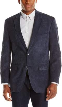 Jones New York Men's Corey Pinstripe 2-Button Side Vent Sport Coat