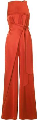 Outline - The Rust Syon Jumpsuit