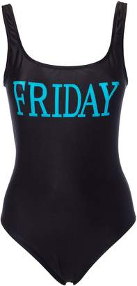 Alberta Ferretti Friday Swimsuit