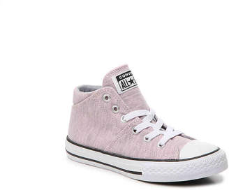 Converse Chuck Taylor All Star Madison Toddler & Youth Mid-Top Sneaker - Girl's