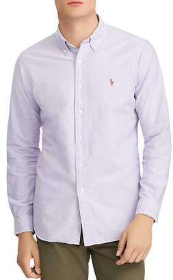 Polo Ralph Lauren Striped Classic Fit Button-Down Shirt