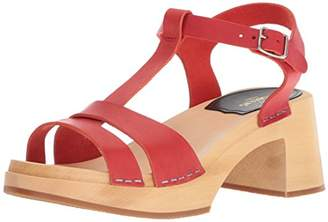 Swedish Hasbeens Women's Birgit Heeled Sandal