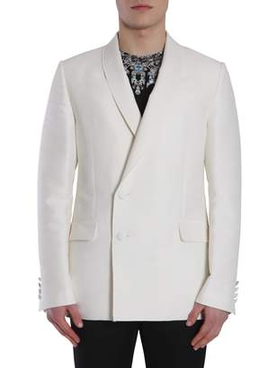 Givenchy Double Breasted Jacket