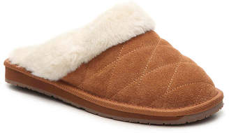 Clarks Quilted Scuff Slipper - Women's