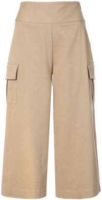 Nicole Miller casual cropped trousers