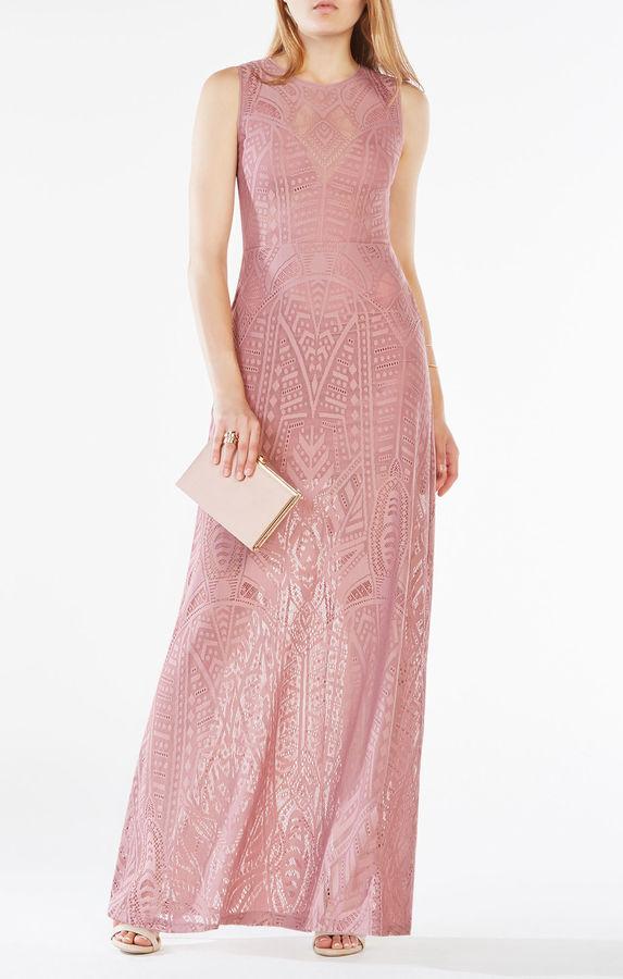 BCBGMAXAZRIAStellah Lace Gown