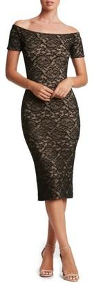 Women's Dress The Population Jemma Midi Dress $228 thestylecure.com