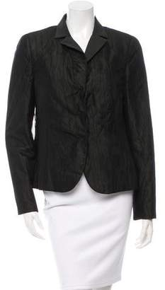 Akris Overlay Fitted Jacket w/ Tags