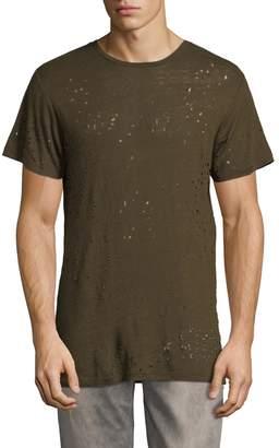 IRO Men's Alessio Distressed T-Shirt