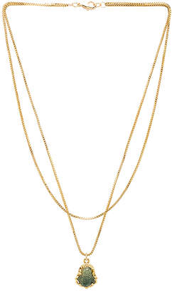 Frasier Sterling x REVOLVE Lucky Layered Necklace