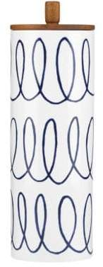 Kate Spade Charlotte Street Tall Canister