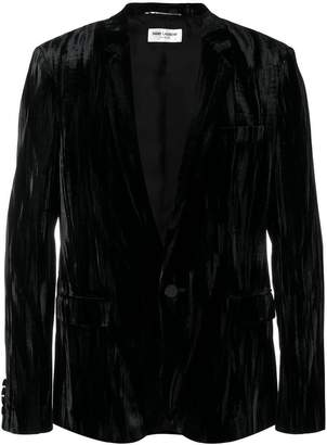 Saint Laurent tailored suit jacket