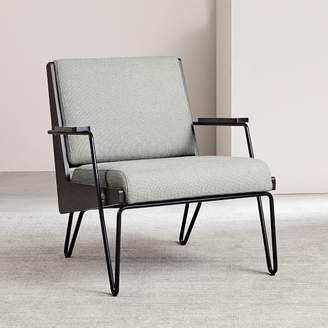 At West Elm · West Elm Vela Show Wood Chair