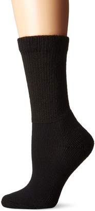 Thorlo Thorlos Women's HPXW Diabetic Thick Padded Crew Sock