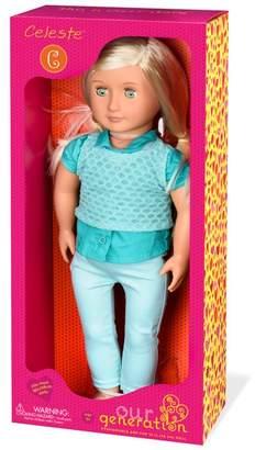 Our Generation Celeste Stargazing Doll