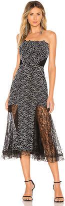 Alexis Ornella Midi Dress