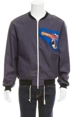 Loewe Gun Bomber Jacket w/ Tags