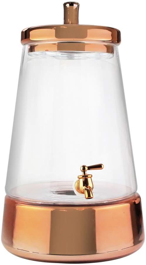 American Atelier Metallic Beverage Dispenser