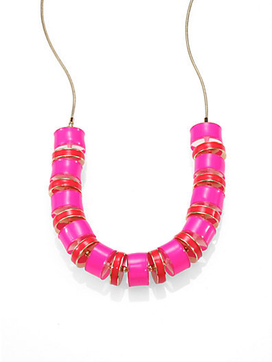 Kate Spade Bright Beaded Necklace
