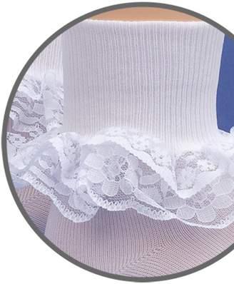 Jefferies Socks Bridal Lace Socks